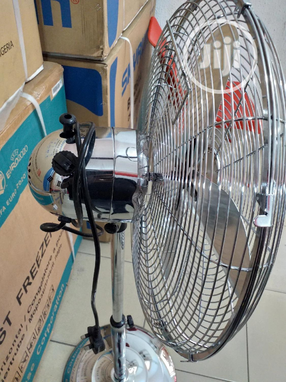 Standing Fan Industrial Standing Fan | Home Appliances for sale in Port-Harcourt, Rivers State, Nigeria