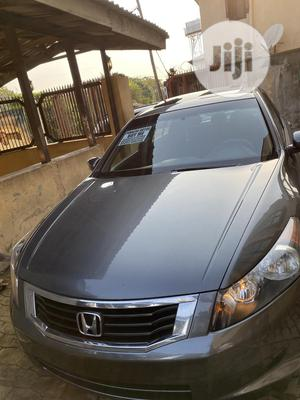 Honda Accord 2008 2.4 EX Automatic Gray   Cars for sale in Lagos State, Gbagada