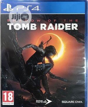 Shadow of the Tomb Raider   Video Games for sale in Lagos State, Yaba