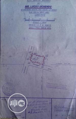 Half Plot of Land   Land & Plots For Sale for sale in Ikotun/Igando, Ijegun