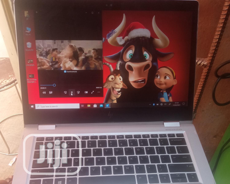 Laptop HP EliteBook X360 1030 G2 16GB Intel Core I7 SSD 512GB