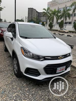 Chevrolet Trax 2017 White | Cars for sale in Abuja (FCT) State, Wuse 2