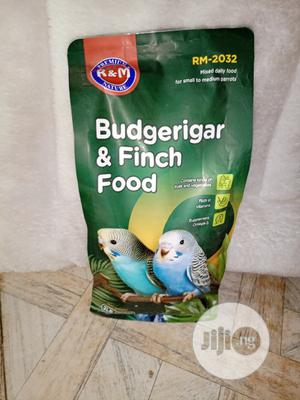 Budgerigar Finch Food 908g | Pet's Accessories for sale in Lagos State, Ifako-Ijaiye