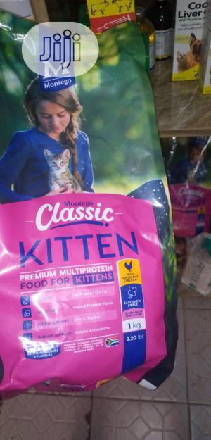Kitten Food Cat Food Classic Kitten | Pet's Accessories for sale in Abuja (FCT) State, Gwagwalada