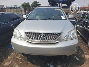 Lexus RX 2005 330 4WD Silver | Cars for sale in Lagos State, Apapa