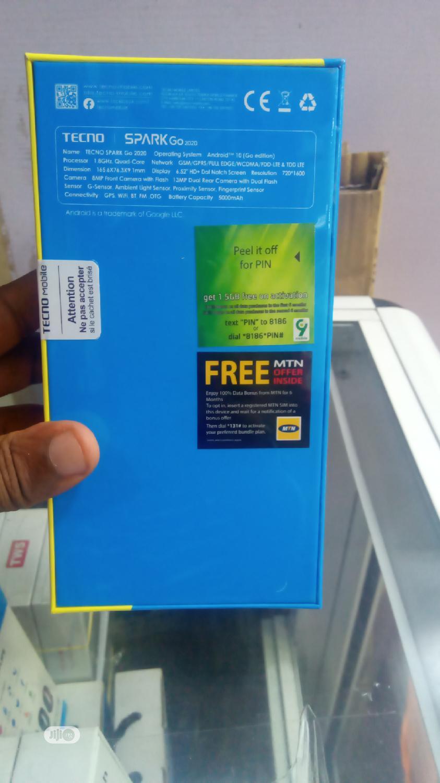 New Tecno Spark Go 2020 32 GB | Mobile Phones for sale in Ikeja, Lagos State, Nigeria