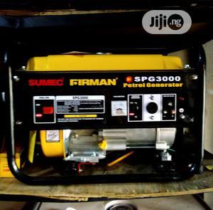 Original Sumec Firman 2.8KVA 100% Copper Coil GEN. | Electrical Equipment for sale in Lagos State, Ojo