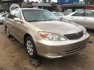 Toyota Camry 2004 Gold | Cars for sale in Lagos State, Apapa
