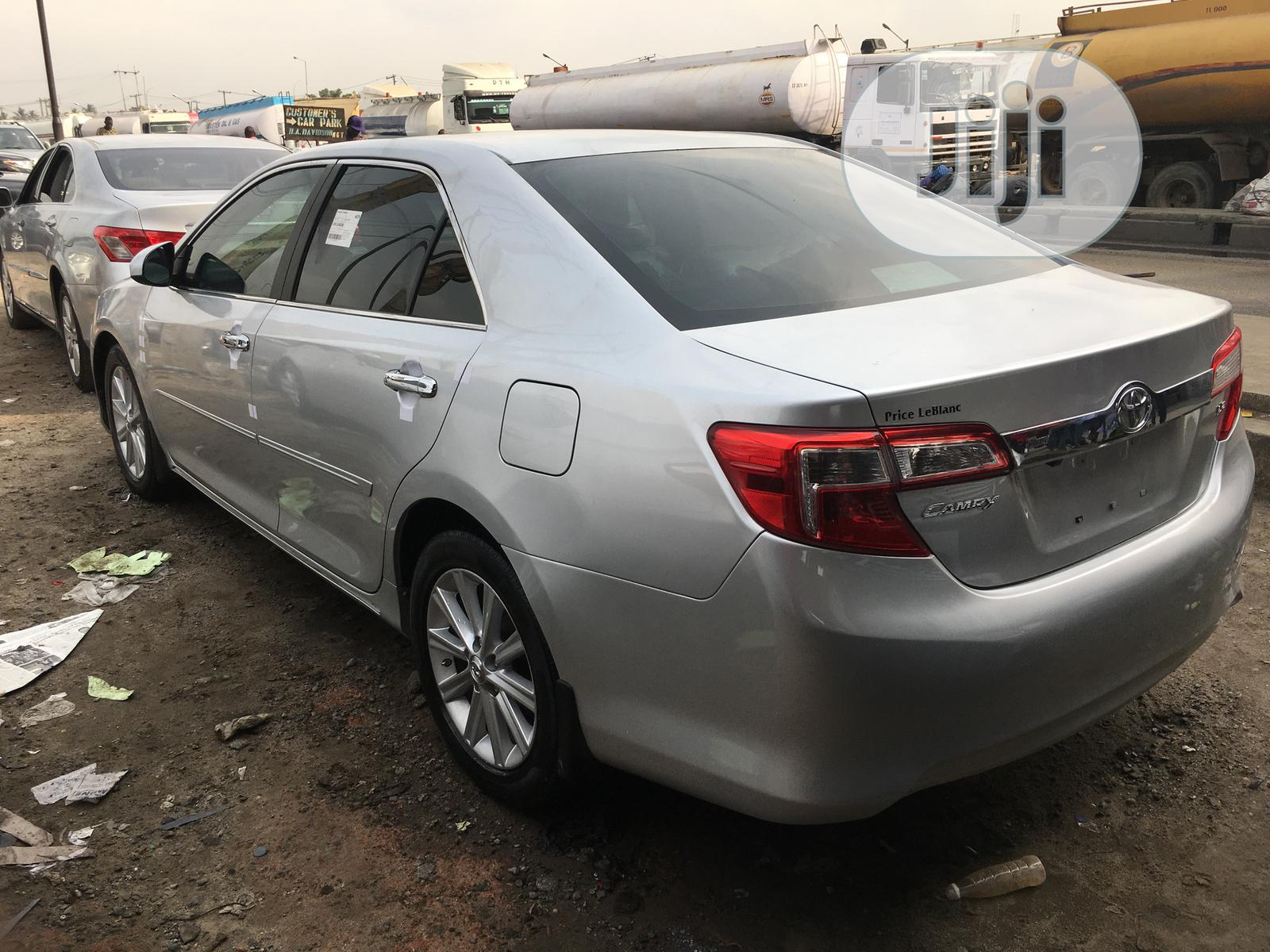 Toyota Camry 2012 Silver   Cars for sale in Apapa, Lagos State, Nigeria