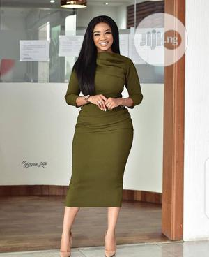New Ladies Quality Fitted Gown | Clothing for sale in Lagos State, Ikeja