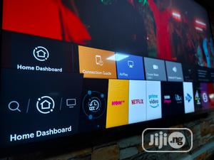 "Lg 49"" Smart SUHD Nano Cell Tv, 2019/2020 Model | TV & DVD Equipment for sale in Lagos State, Ojo"