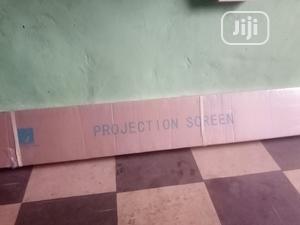 Original Projector Screen at Gbagada | TV & DVD Equipment for sale in Lagos State, Gbagada