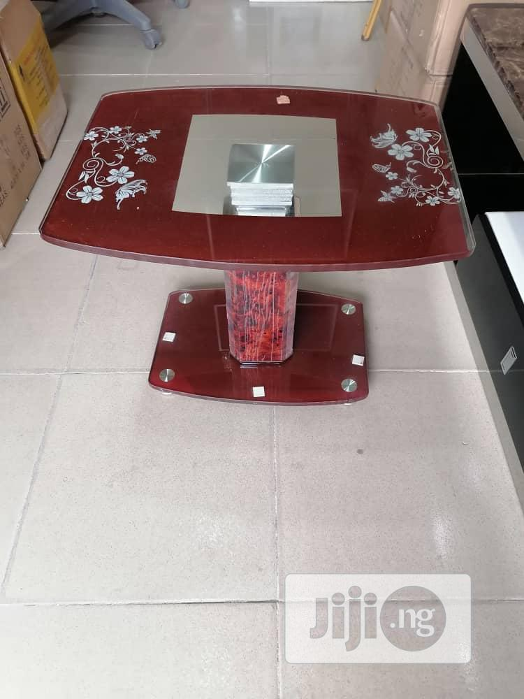 Archive: Quality Tempered Glass Side Table