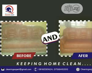 Upholstery Cleaning | Cleaning Services for sale in Lagos State, Lagos Island (Eko)