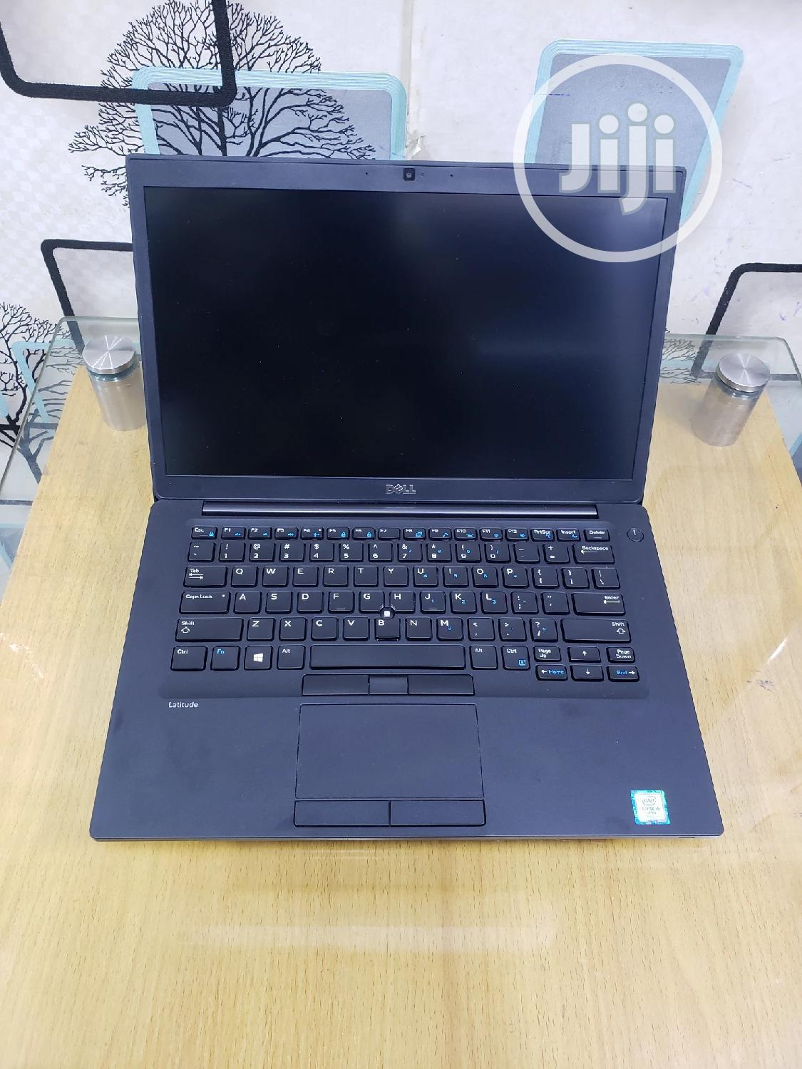 Laptop Dell Latitude 7480 8GB Intel Core I5 SSD 256GB   Laptops & Computers for sale in Ikeja, Lagos State, Nigeria