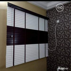 Multi Color Wooden Blinds   Home Accessories for sale in Lagos State, Agege