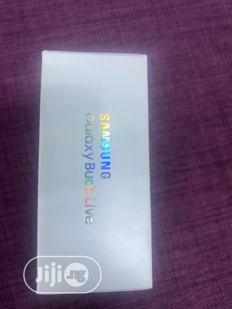 Samsung Galaxy Buds Live   Headphones for sale in Ikeja, Lagos State, Nigeria