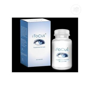 Ifocus Effective Eye Special Formula Supplement - Capsules   Vitamins & Supplements for sale in Lagos State, Isolo