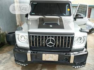 Mercedes-Benz G-Class 2005 Silver | Cars for sale in Lagos State, Amuwo-Odofin