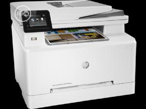 Color Laserjet Pro MFP M283fdn | Printers & Scanners for sale in Abuja (FCT) State, Wuse 2
