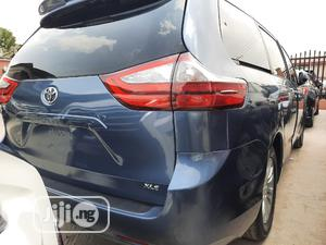 Toyota Sienna 2015 Blue | Cars for sale in Lagos State, Amuwo-Odofin