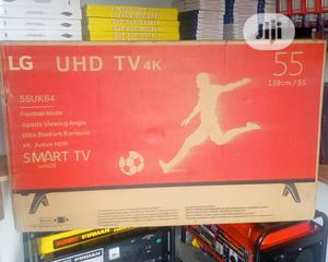 55 Inch LG Smart 4K UHD LED TV With Wifi, Netflix, Youtube | TV & DVD Equipment for sale in Rivers State, Port-Harcourt