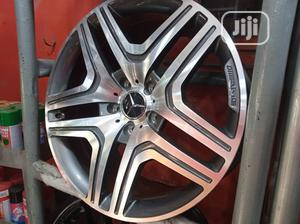 Quality Size 18, 19, 20 Alloy Rims for Mercedes-Benz   Vehicle Parts & Accessories for sale in Lagos State, Mushin
