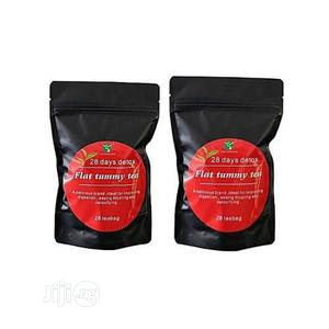28 Day Detox Flat Tummy Tea, 2 Packs ,56 Bags | Vitamins & Supplements for sale in Lagos State, Ikeja