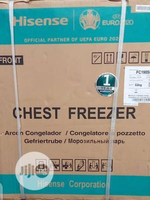 Hisense Chest Freezer   Kitchen Appliances for sale in Lagos State, Ikeja