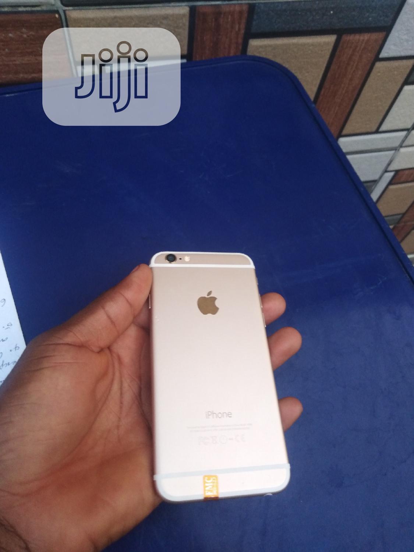 Apple iPhone 6 16 GB Gold   Mobile Phones for sale in Ajah, Lagos State, Nigeria