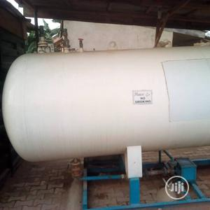 2.5 Tonnes LPG Skid Tank With Automatic Dispenser Pump.   Manufacturing Equipment for sale in Lagos State, Ikorodu