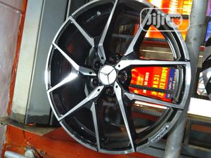 Quality Size 17, 18, 19 20 Alloy Rims for Mercedes-Benz   Vehicle Parts & Accessories for sale in Lagos State, Ogba