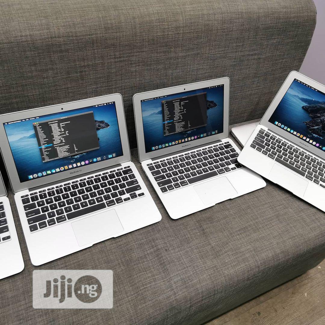Laptop Apple MacBook Air 2013 4GB Intel Core I5 SSD 128GB   Laptops & Computers for sale in Ikeja, Lagos State, Nigeria