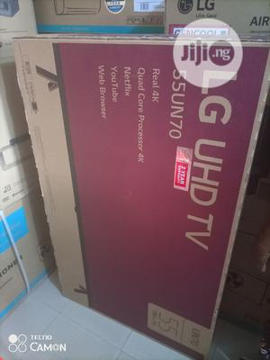 Lg Smart UHD Tv 55 Inches | TV & DVD Equipment for sale in Lagos State, Amuwo-Odofin