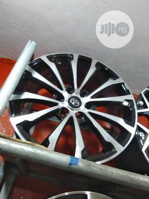 Quality Size 18 20 Alloy Rim for Lexus GX460, GX470   Vehicle Parts & Accessories for sale in Lagos State, Mushin