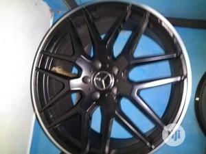 Quality Size 20 22 Rim for Mercedes-Benz   Vehicle Parts & Accessories for sale in Lagos State, Mushin