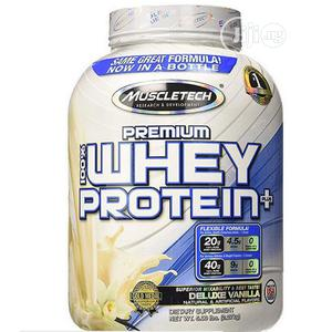 Muscle Tech Premium 100% Whey Protein Plus 5 Lb   Vitamins & Supplements for sale in Lagos State, Amuwo-Odofin