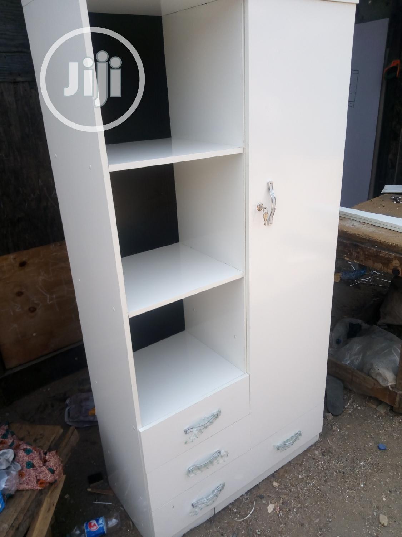6ft X 3ft Wardrobe | Furniture for sale in Oshodi, Lagos State, Nigeria
