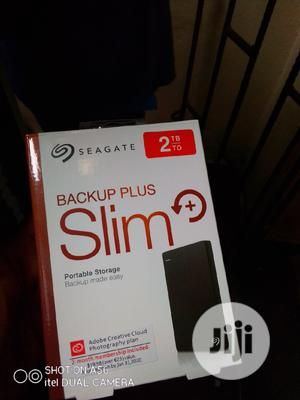 Seagate External Hard Drive Backup Plus 2TB | Computer Hardware for sale in Lagos State, Ikeja