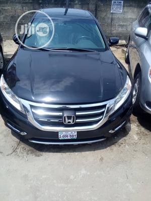Honda Accord CrossTour 2014 EX-L W/Navigation Black | Cars for sale in Delta State, Warri