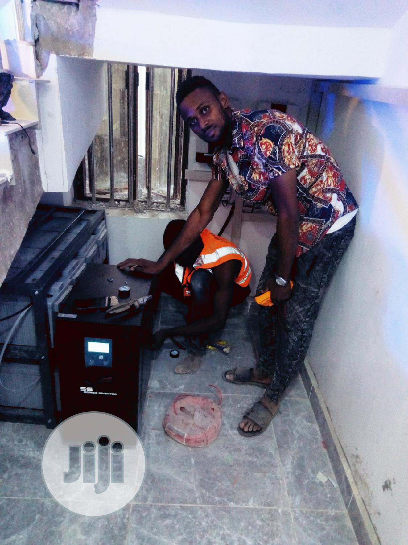 Inverter/Solar Installation | Solar Energy for sale in Ojo, Lagos State, Nigeria