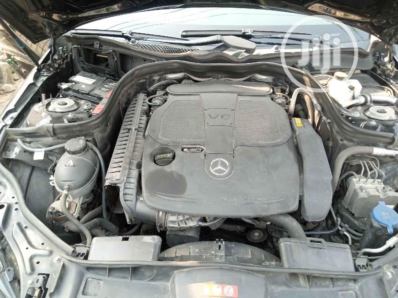 Mercedes-Benz E350 2014 Black | Cars for sale in Ajah, Lagos State, Nigeria