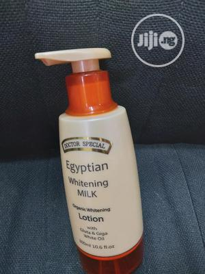 Egyptian Whitening Milk | Skin Care for sale in Lagos State, Ajah