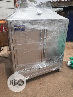 Cat Fish Smoking Kiln 100% Stainless (250kg Capacity)   Farm Machinery & Equipment for sale in Ogun State, Ifo