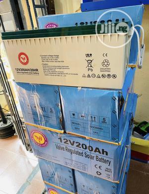 12v 200ahs Solar Battery | Solar Energy for sale in Lagos State, Ojo