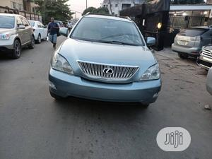 Lexus RX 2008 350 XE 4x4 Blue   Cars for sale in Lagos State, Surulere
