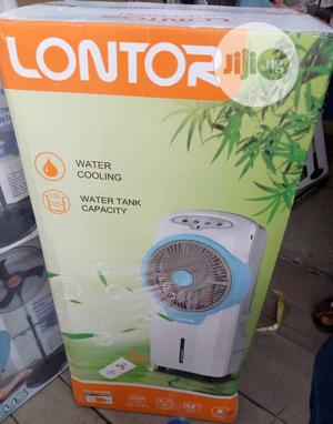Lontor Rechargeable Mist Fan Air Cooler (Water Fan)+ Remote | Home Appliances for sale in Lagos State, Lagos Island (Eko)
