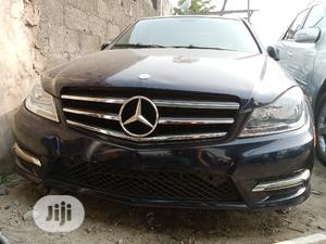 Mercedes-Benz C300 2011 Blue   Cars for sale in Lagos State, Amuwo-Odofin