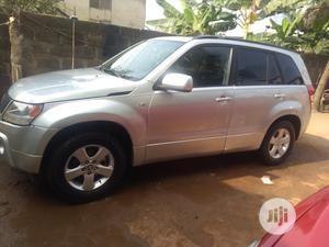 Suzuki Grand Vitara 2006 2.7 V6 XL7 Silver | Cars for sale in Lagos State, Alimosho