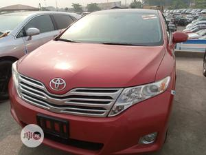 Toyota Venza 2011 V6 AWD Red | Cars for sale in Lagos State, Apapa
